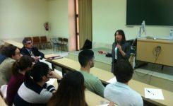 Jornada sobre dirección de RRHH en la Facultad de Ciencias Sociales