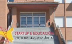 AIRHE RRHH en la I Startup Olé Ávila 2017.